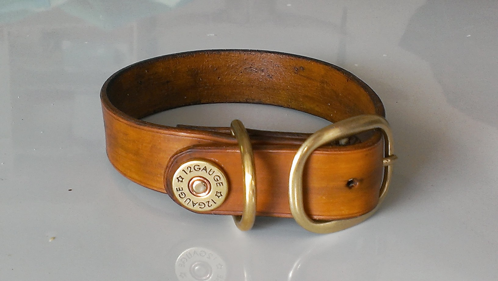 Handmade Leather Dog Collars And Leashes